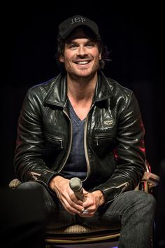 Ian at Magic Con in Germany