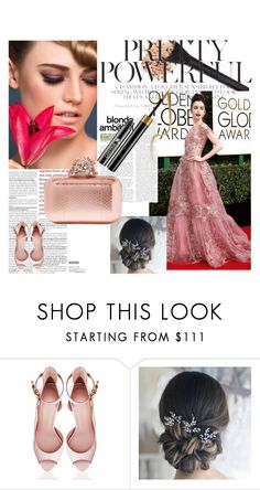 """""""Prom"""" by sanela-m ❤ liked on Polyvore featuring Jimmy Choo"""