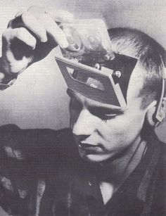 "postpunkindustrial:  "" Brian Eno  """