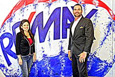 Bobby and Ysha Bass of Bass Group Real Estate  #remaxfirst  www.bassgroupre.com