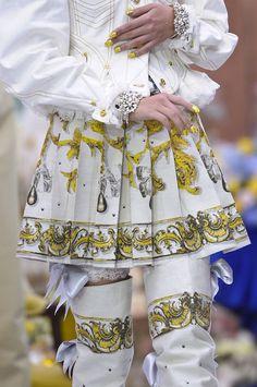 Meadham Kirchhoff Spring 2013: Madame de Pompadour in Crazy Rococo Splendor