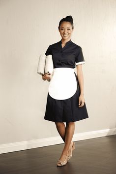 Hotel Uniform, Uniform Shop, Maid Uniform, Maid Outfit, Maid Dress, Housekeeping Uniform, House Maid, Staff Uniforms, Uniform Design