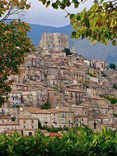 Morano Calabro (Cosenza), Calabria #Italy #travel
