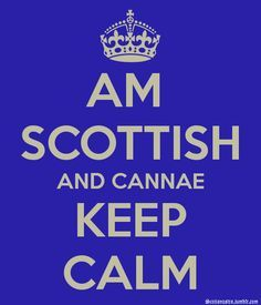 .and cannae keep calm