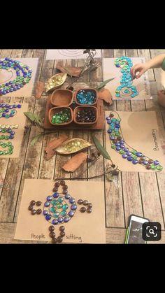 native uses of sunflower provocations kindergarten Aboriginal Art For Kids, Aboriginal Education, Indigenous Education, Aboriginal Culture, Aboriginal Symbols, Aboriginal Dreamtime, Indigenous Art, Childcare Rooms, Childcare Activities