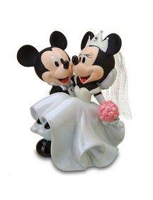 Noivinhos Minnie e Mickey