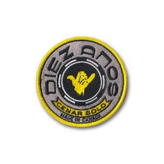 Bultaco Inspired Patch The embroidered fabric patch was inspired by the design of the logo of Spanish motorcycle manufacturer, Bultaco Motorcycle Manufacturers, Fabric Patch, Porsche Logo, Spanish, Patches, Inspired, Logos, Accessories, Inspiration