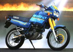 Yamaha XT 600 Z TÉNÉRÉ 1989