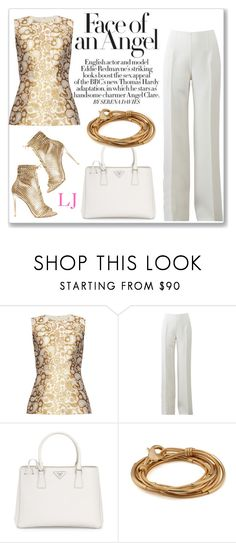 """LIZZYJAMES.COM 10/I"" by amra-mak ❤ liked on Polyvore featuring STELLA McCARTNEY, Michael Kors, Prada, Lizzy James, Gianvito Rossi and lizzyjames"