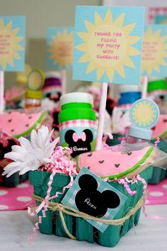 Minnie Mouse party- ideas for Peyton bday