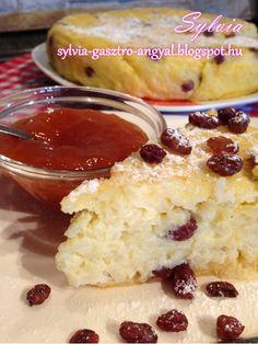 Sylvia Gasztro Angyal: Rizskoh (rizsfelfújt)