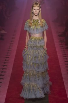 Gucci Spring/Summer 2017 RTW Collection