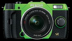 Pentax Q-7  Mmmm :) One day. small, portable easy