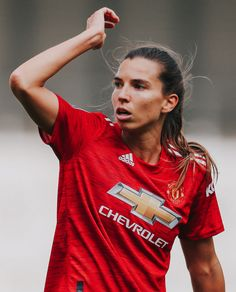 Tobin Heath of Manchester United during the FA... | ROOKIE FOR LIFE