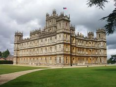 Highclere Castle - Set of Downton Abbey