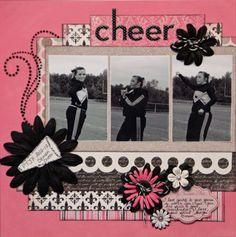 Cheer - Scrapbook.com