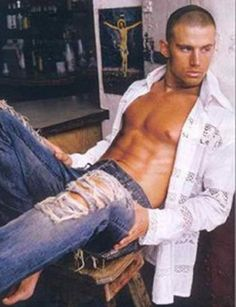 Old school Channing Tatum #ChanningTatum