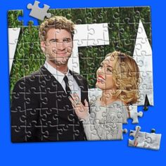 Who is the other piece of your puzzle? Put your own photo into this ImageChef Photo Frame: http://www.imagechef.com/ic/make.jsp?tid=Puzzle #mileycyrus #puzzle #photoframe #imagechef #liamhelmsworth