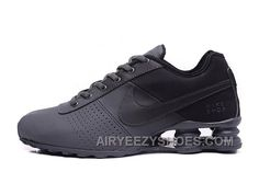 996154a9bb1 NIKE SHOX DELIVER ALL BLACK 2016 NEW Online 33wR3Sn