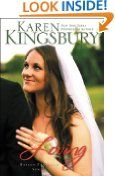 Today's Kindle Daily deal is 22 Karen Kingsbury Kindle books for $1.99 each, it is only scheduled to last until midnight PST on Oct 27, 2012.  These are all Christian romance and/or historical fiction.