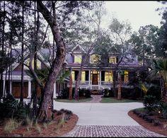 Buffington Homes Kiawah Island, SC - traditional - exterior - charleston - Buffington Homes South Carolina