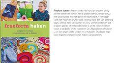 Freeform haken - Carol Meldrum - www.wolwolf.be