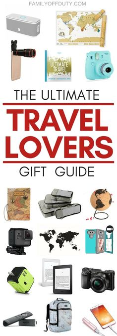 unique travel gifts ideas. Searching for the perfect Budget-friendly holiday gift for travelers? Or are you searching for useful travel gift ideas for the travel lovers that will make the perfect birthday gifts? We have here presents that are both practical and useful and that a traveller will actually love. This guide is full of unique travel gifts and ideas for the wanderlust soul.
