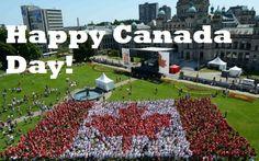Happy Birthday Canada! #canadaday #july1st #happybirthday #canada