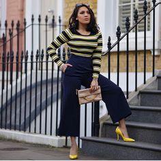 Culottes jsou tak úžasné 👏 Obléct je můžete do práce, na rande i víkendový výlet. . . . . . #karenmillen #karenmillencz #mykm #dnesnosim…