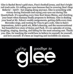 Glee is..