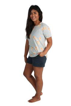 EM T-Shirt Manet Grey