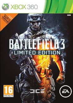 From 2.20:Battlefield 3 - Limited Edition (xbox 360) | Shopods.com
