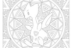 Togetic Pokemon Coloring Page - Free Coloring Pages Online | 159x236