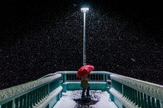 The night of snow by Masayoshi Naito - Photo 162387589 / 500px