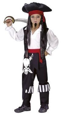 Korsan Kaptan Kostümü, 4-6 Y Parti Kostümleri - Erkek Çocuk Parti Kostümleri Korsan Kostümleri, Masal Kahramanları Kostümleri: Kostümlü Parti, Kıyafet Balosu, Okul Gösterileri, Korsan Temalı Doğum Günü Partileri için ideal kostüm.  Bandanalı şapka, yelekli gömlek, pantolon, kemer ve tozluk.