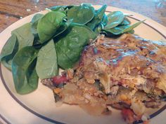 Potato Lasagna - Cooking with Mary, Plant Based