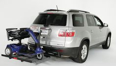 Eureka Solutions - Swing Away Vehicle conversion Adaptation automobile 1-866-562-2555