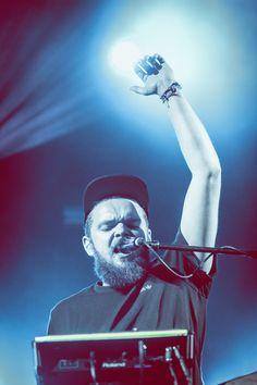 JACK GARRATT live at Positivus festival '15 // Photo © Kristaps Bardzins