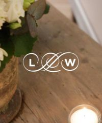 Luxury White Logo