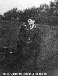 Romanian paratrooper.