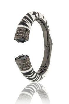 Baci Zebra Bracelet - StyleSays