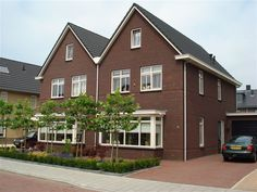 Goldewijk, that expresses character. - Goldewijk, that expresses character. Home 21, Driveway Design, Diy Garden Furniture, Future House, Building A House, Kitchen Decor, Shed, New Homes, Outdoor Structures