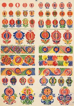 Image result for traditional czech art