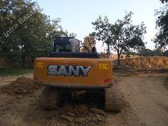 Excavator for Sale - Buy Used SANY 220 & INDUS ROCK BREAKER 2017 Excavator Online, Product ID: 447880 | Infra Bazaar