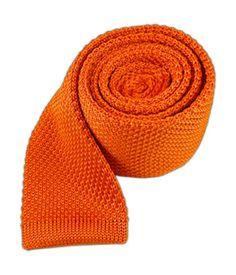 Knitted - Tangerine