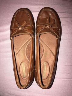 4c208dd6fa9f Clarks Slip-on Loafers - Ashland Bubble Womens Size 10 Brown Multi  fashion