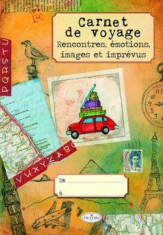 Carnet de voyage: Piccolia: Amazon.fr: Fournitures de bureau