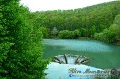 Lacul cu apă cristalină din Bihor În comuna bihoreană Dobreşti se află lacul Vida special prin faptul că în mijlocul său se află un vârtej.  Pe Valea Roşia, se află zeci de peşteri. Cele mai faimoase sunt Peştera cu Cristale de la Farcu şi Peştera Meziad. River, Places, Outdoor, Outdoors, Outdoor Games, The Great Outdoors, Rivers, Lugares