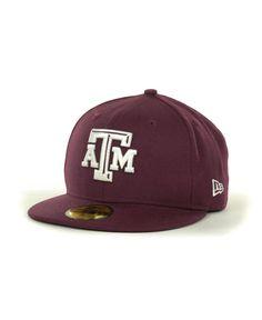 low priced de5f1 cdeb9 New Era Texas A M Aggies 59FIFTY Cap 59fifty Hats, New Era 59fifty, Texas  A m. Macys