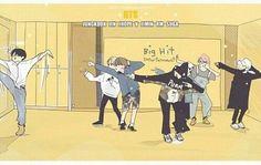 BTS⁑(fanart) ~~amwricana